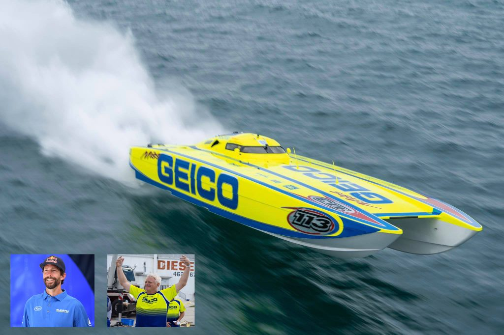 Travis Pastrana Named Driver Of The Miss Geico Offshore Race Team