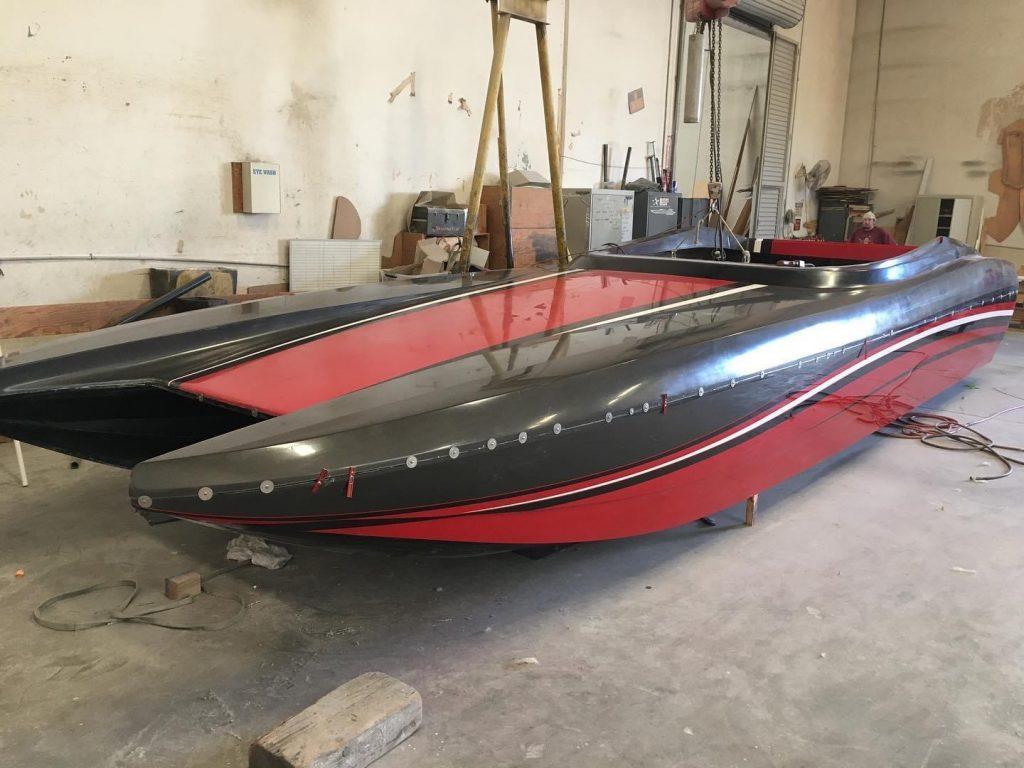 Eliminator Boats Lightweight 30′ Speedster