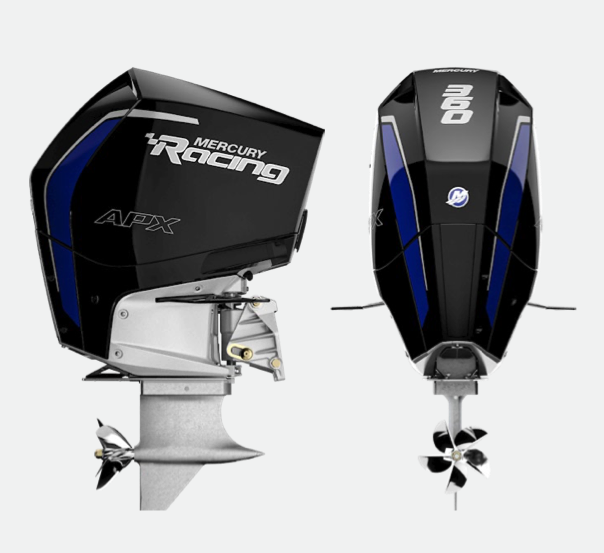Mercury Racing Releases 360 APX Outboard