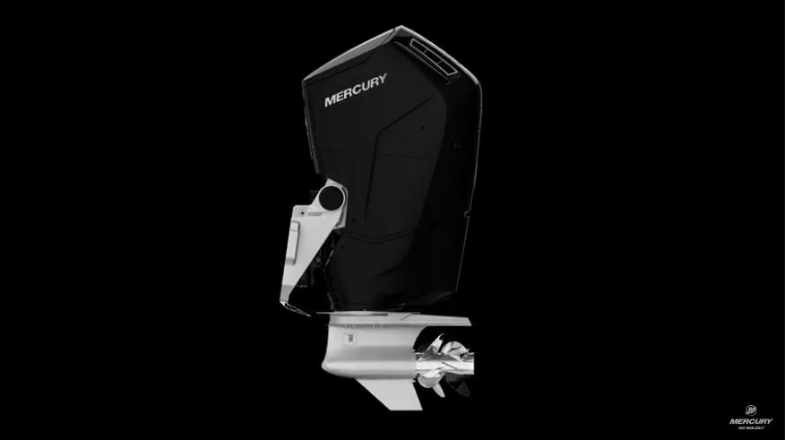 Mercury Marine Releases 600hp V12 Verado